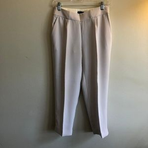 J Crew Light Gray Trousers
